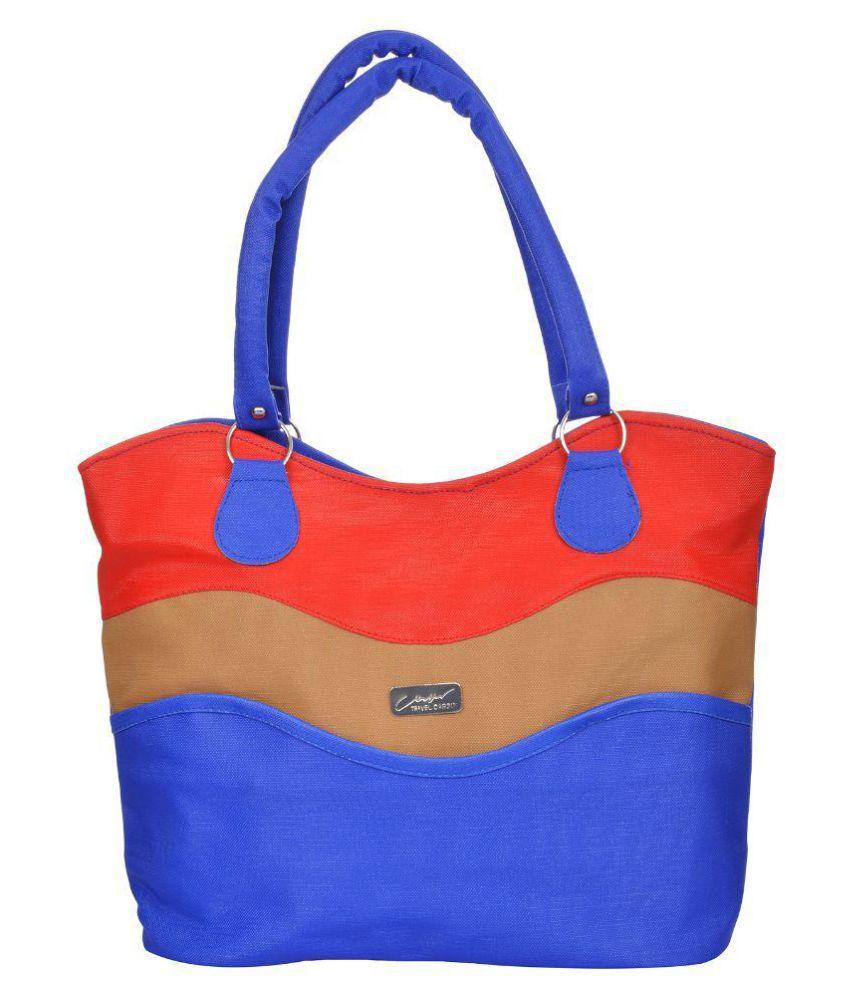 Rudraksh Multi P.U. Shoulder Bag