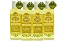 Khadi Herbals Anti-Dandruff Oil Anti-Dandruff 4 Ml Pack Of 4 - 671489763739