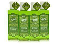 Khadi Herbals Anti-Hairfall Oil Anti-Hairfall 4 Ml Pack Of 4