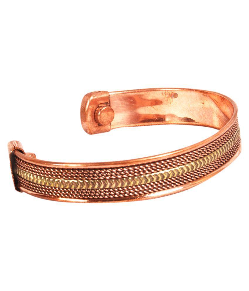 Sigaram Copper Kada with Magnet