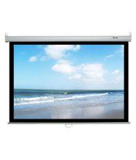 Feris Motorized Projector Screen 8 X 6 LCD Projector 1024x768 Pixels (XGA)