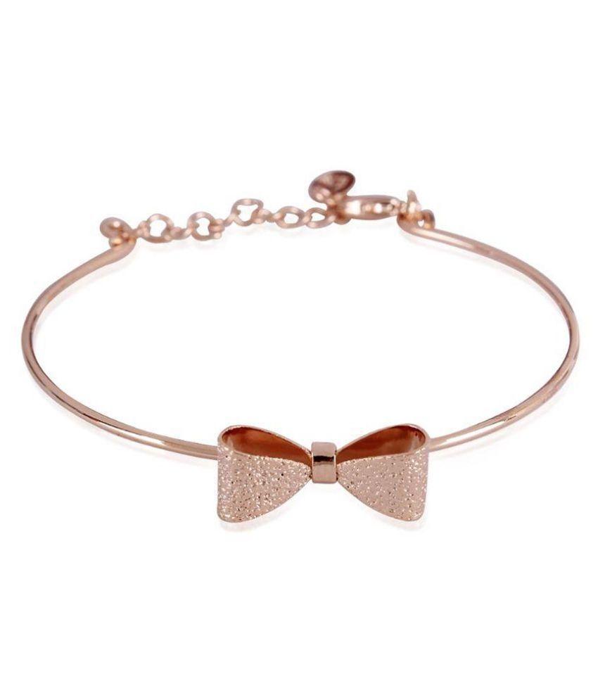 Faryal Rose Gold Bracelet