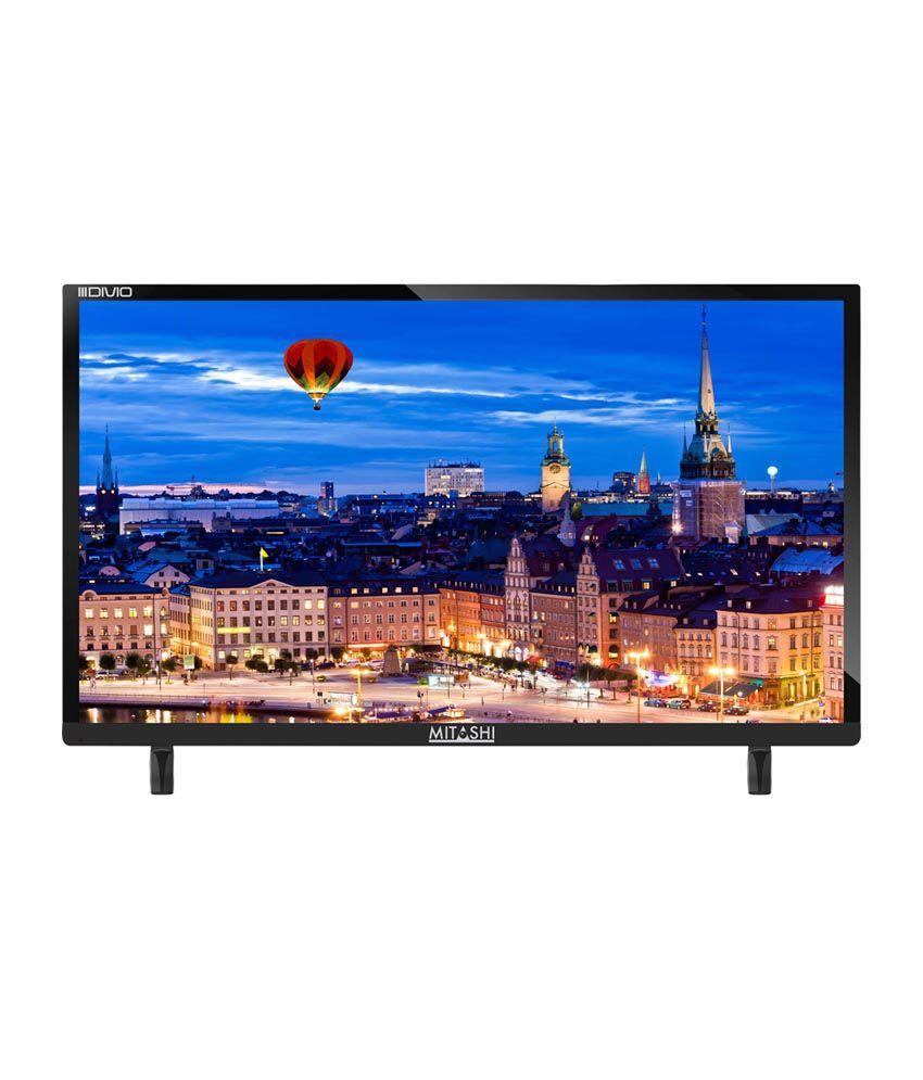 Mitashi MiDE039v11 97.79 cm (38.5) HD Ready (HDR) LED Television