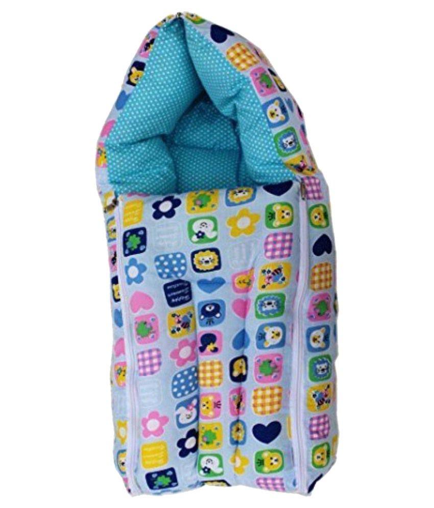 Sleeping Bag cum Baby Carry Collage