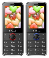 I Kall K21 Combo of 2 4GB and Below Black