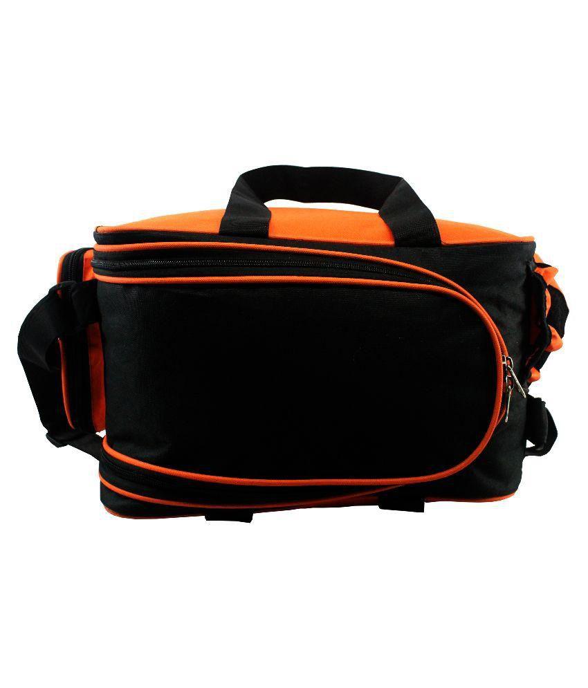 816032db6f32 Diyaras Lifestyle Fit-Travel-Sports-Gym-Bag (Orange   Black). - Buy ...