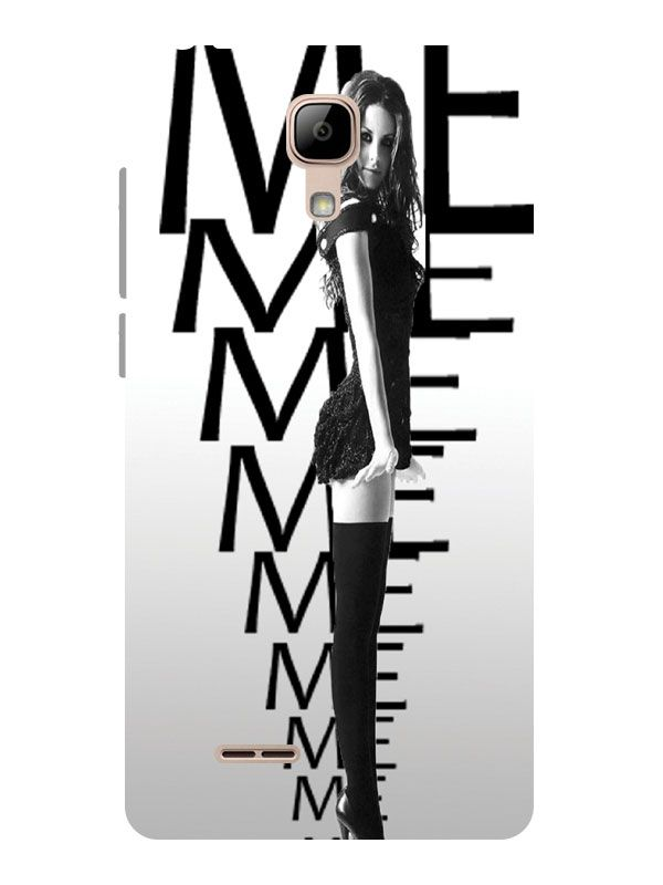 Micromax Bolt Selfie Q424 Printed Cover By Treecase