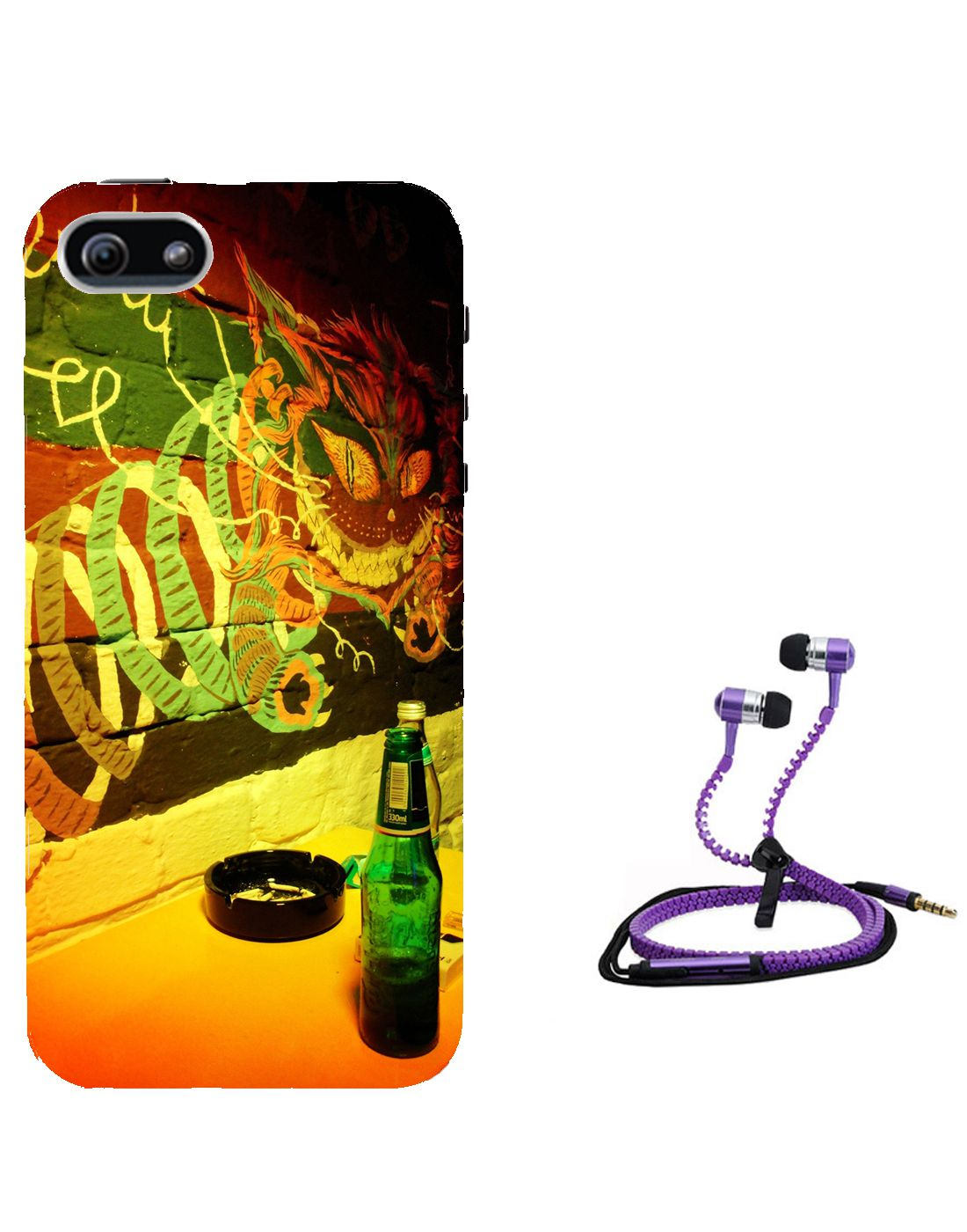 Apple Iphone 5S Cover Combo by Style Crome