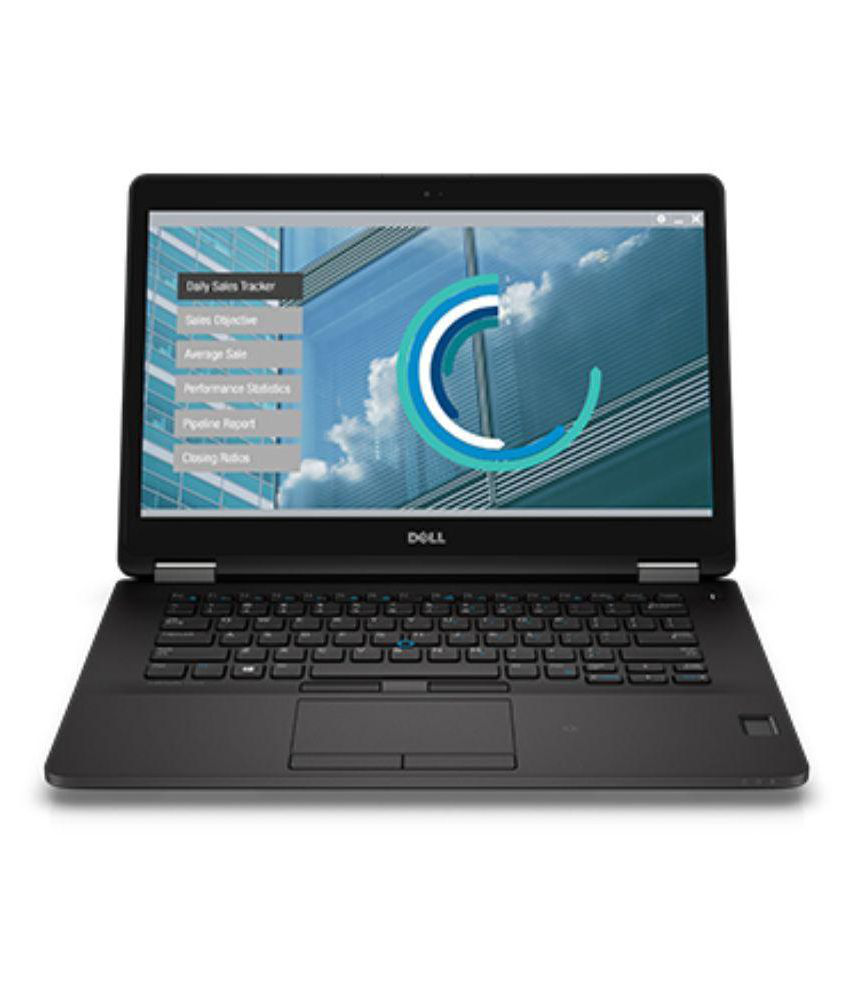Dell Latitude 7270 Notebook Core i5 (6th Generation)