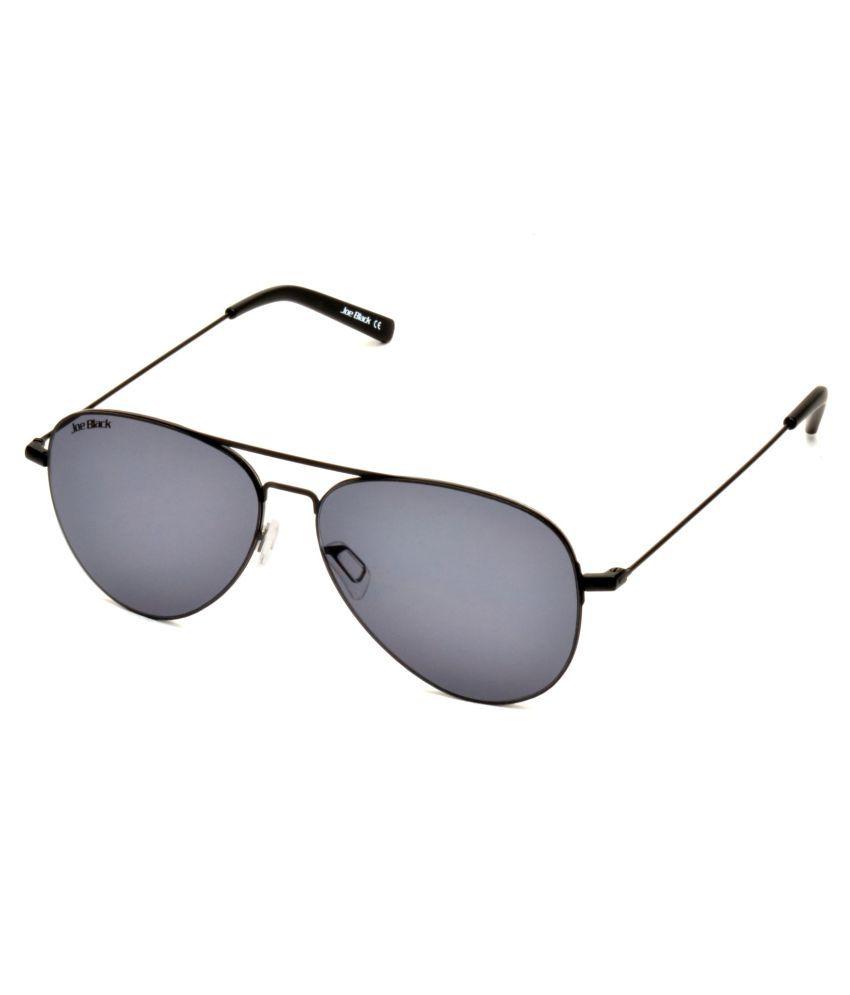 Joe Black - Grey Pilot Sunglasses ( JB-812-C1 )