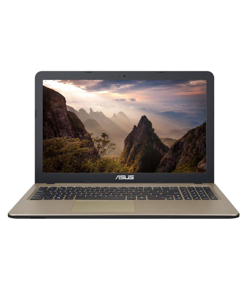 Asus X540SA-XX004D Notebook (Intel Celeron- 4GB RAM- 500GB HDD- 39.62cm (15.6)- DOS) (Black)