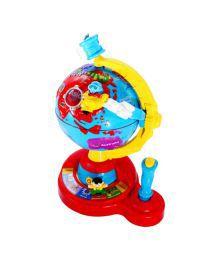 RR Enterprises Spring Flower Globe Study Game For Kids In Multi Color