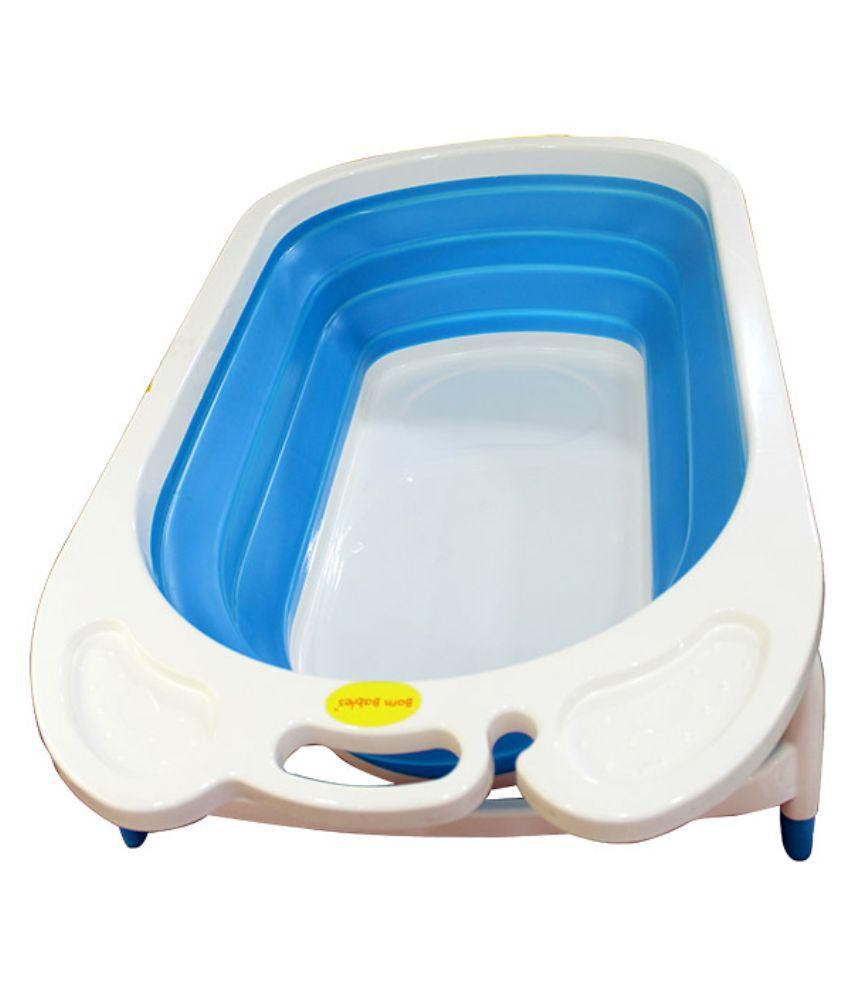 born babies blue bathing tub buy born babies blue bathing tub at best prices in india snapdeal. Black Bedroom Furniture Sets. Home Design Ideas