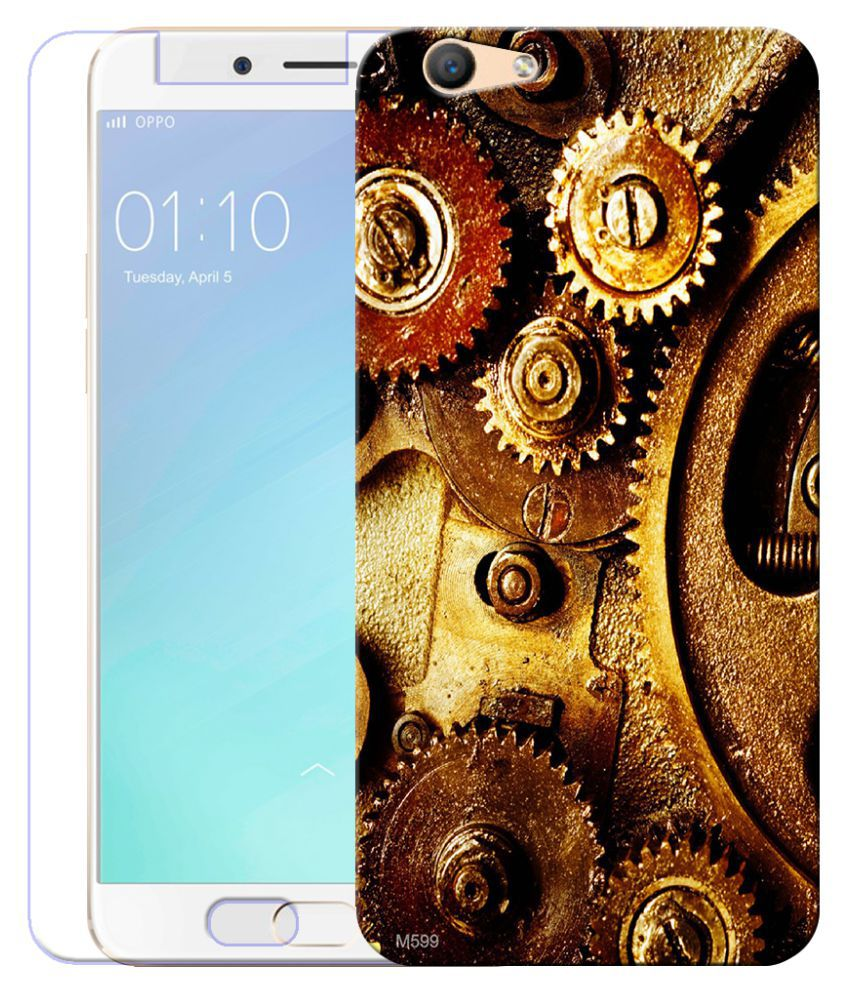 Oppo F1s Cover Combo by Finest