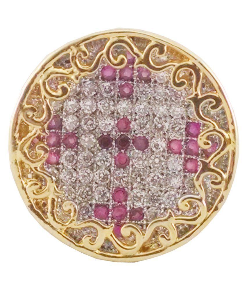 Rejewel Multicolour Ring