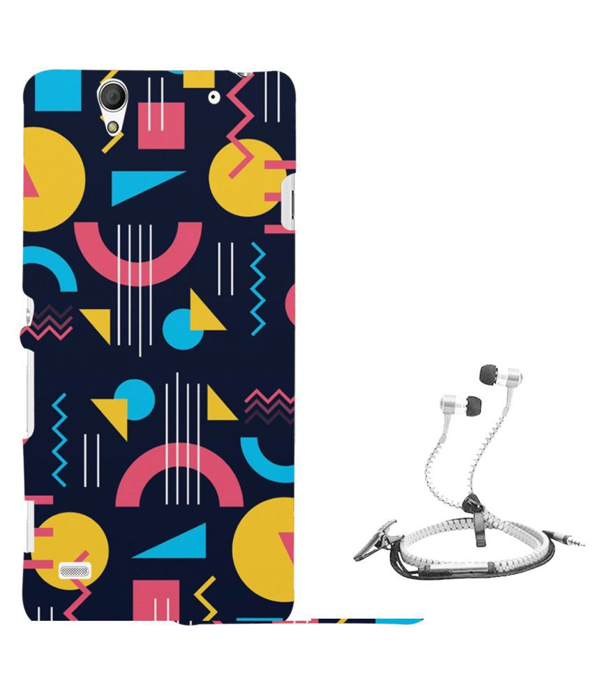 Sony Xperia C4 Cover Combo by Style Crome