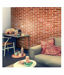 Asian Paint Wall Makeover Service - Royale Play Infinitex Bricks