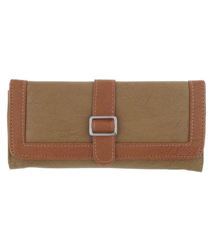 Fantosy Beige Wallet