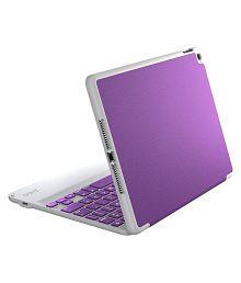 ZAGG Folio Case with Keyboard for Apple iPad Mini & Retina-Hinged Folio-Orchid non-lit KB