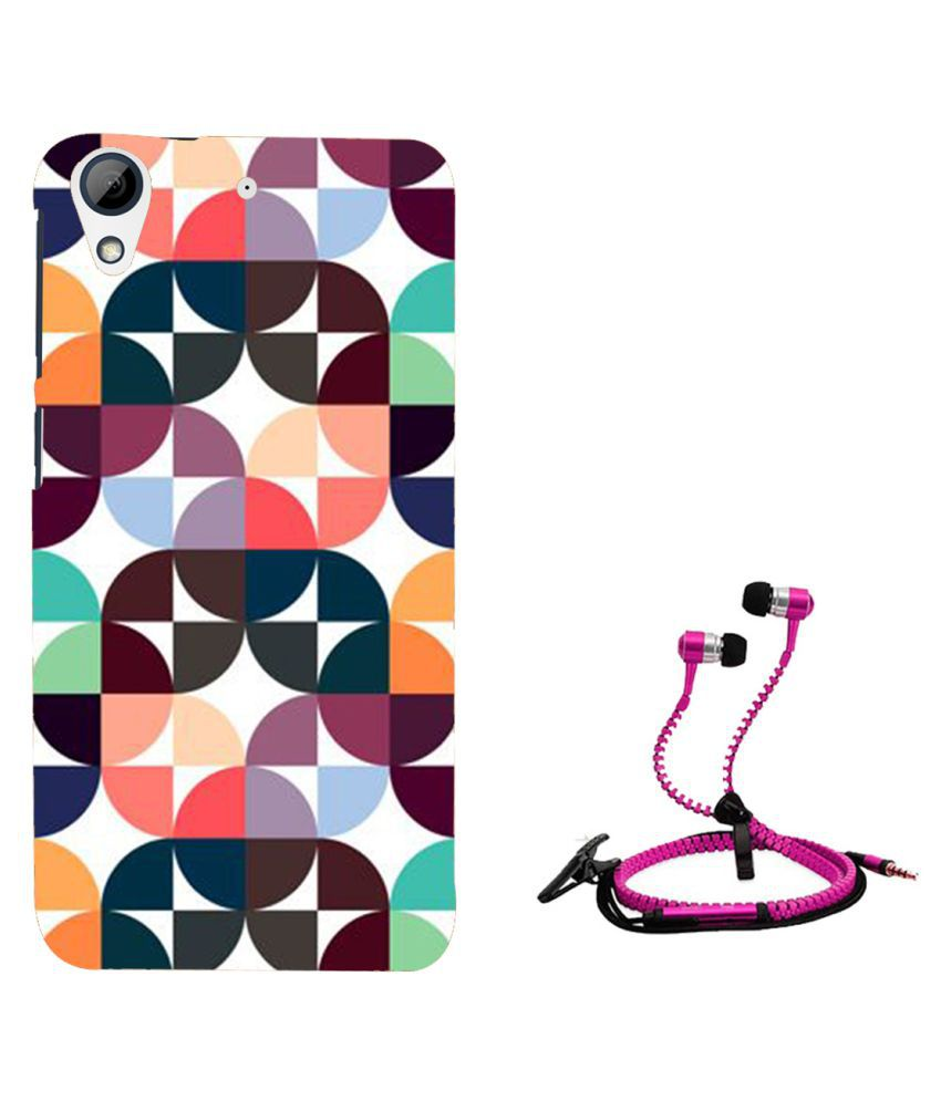 HTC Desire 728 Cover Combo by Style Crome