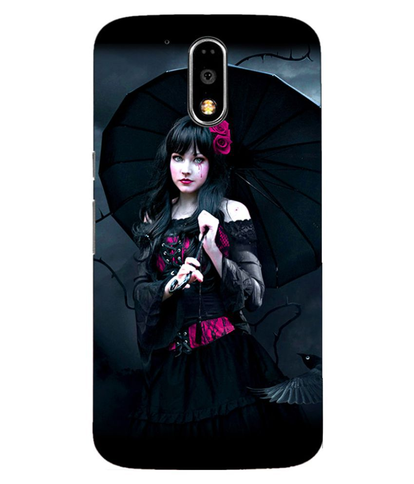 Moto E3 Power Printed Cover By Doyen Creations