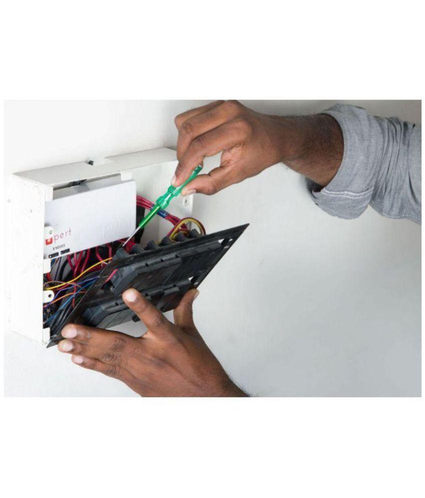 Pert Wireless Retrofit Smart Home Automation Switch PVC White ...