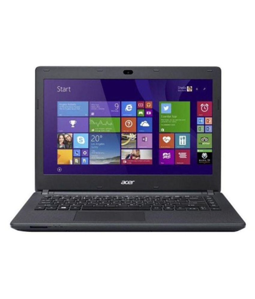 World Computer Literacy Day!! Upto 30% off  On Laptops,Books,Storage & More By Snapdeal | Acer Aspire (NX.MYKSI.024) Netbook (Intel Celeron- 2GB RAM- 500GB HDD- 29.46cm (11.6)- DOS) (Black) @ Rs.13,999