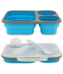 Kitchen Hub Lunch Box With Fork