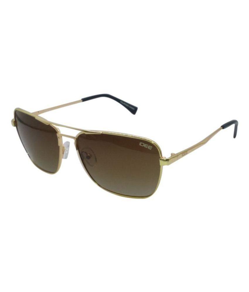 Idee Green Square Sunglasses ( 2134 C2P )