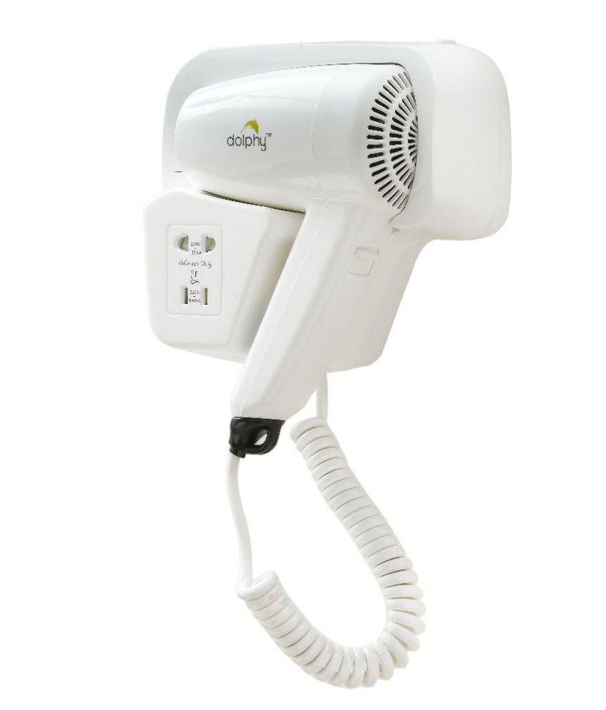 Professional Wall Mount Hair Dryer Om Hair