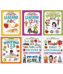 Pre School Books - Pack (6 Titles)