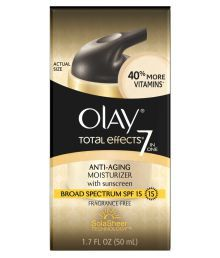 Olay Imported Total Effects 7 In One Anti Aging Moisturizer With Sunscreen Board Spectrum Spf 15 Fragrance Free
