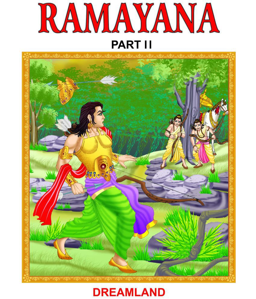 parts of ramayana