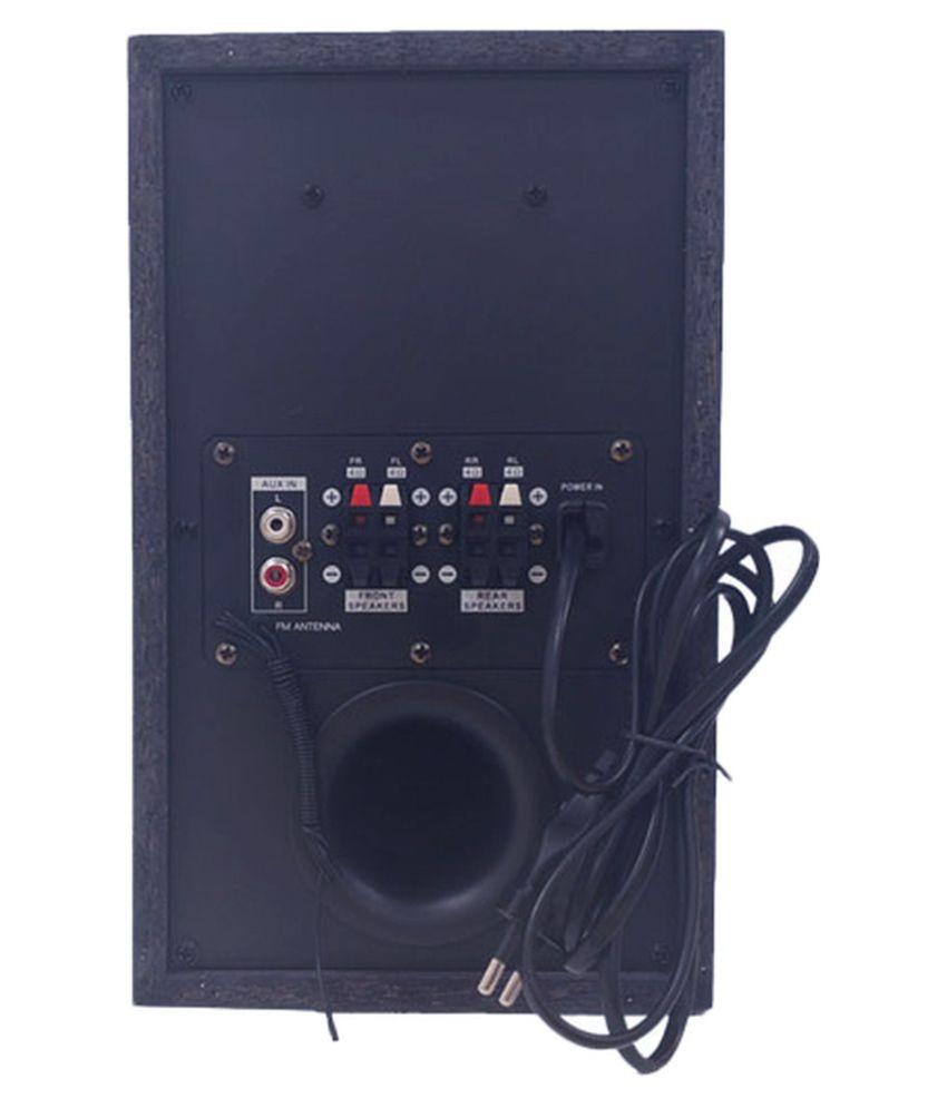 Buy Lg Lh64g 4 1 Speaker System Online At Best Price In