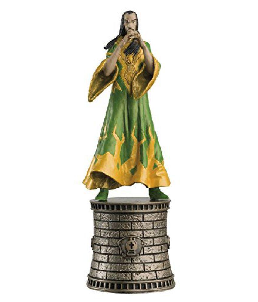 Marvel Chess Figure & Magazine #20 Mandarin Black Bishop