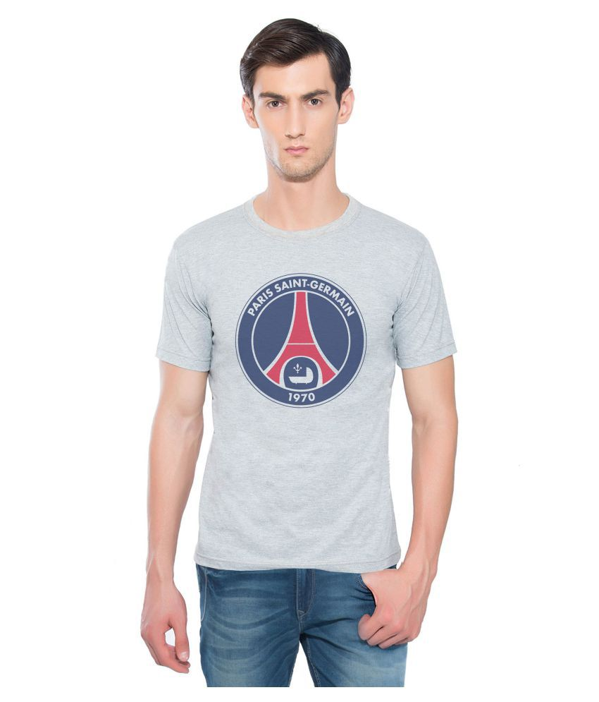 Swag Theory Grey Round T-Shirt