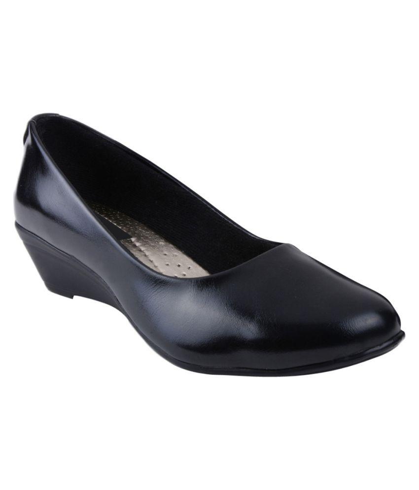 Girlstep Black Formal Shoes