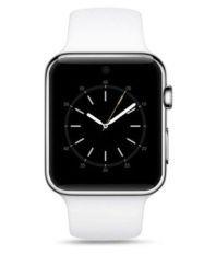 Sicario Moda Satista Smart Watch - White