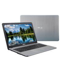 Asus X540LA-XX596D Notebook (5th Gen Intel Core i3- 4GB RAM- 1TB HDD- 39.62 cm (15.6)- DOS) (Silver)