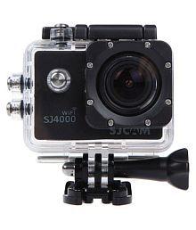 Mobilegear SJCAM SJ4000 12 MP WiFi 1080P Full HD Waterproof Digital Action Camera