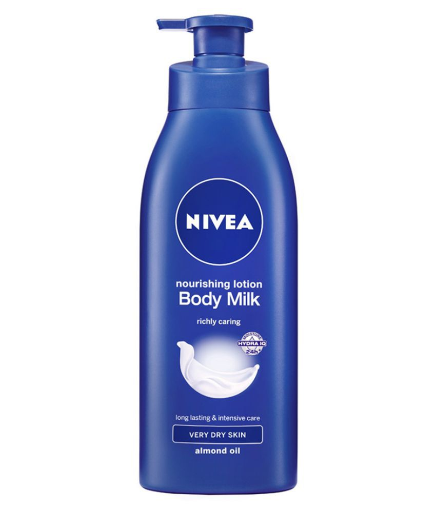 how to use body milk lotion