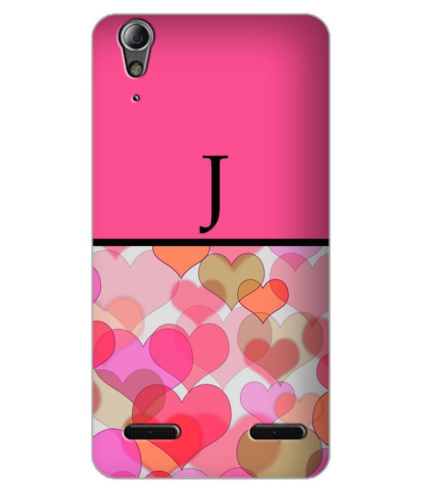 Lenovo A6000 Plus Printed Cover By SWAGMYCASE