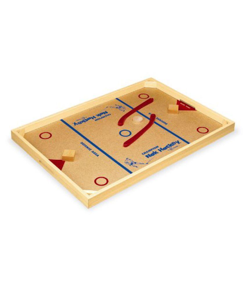 Carrom 2.01 Champion Nok-Hockey Game, Standard