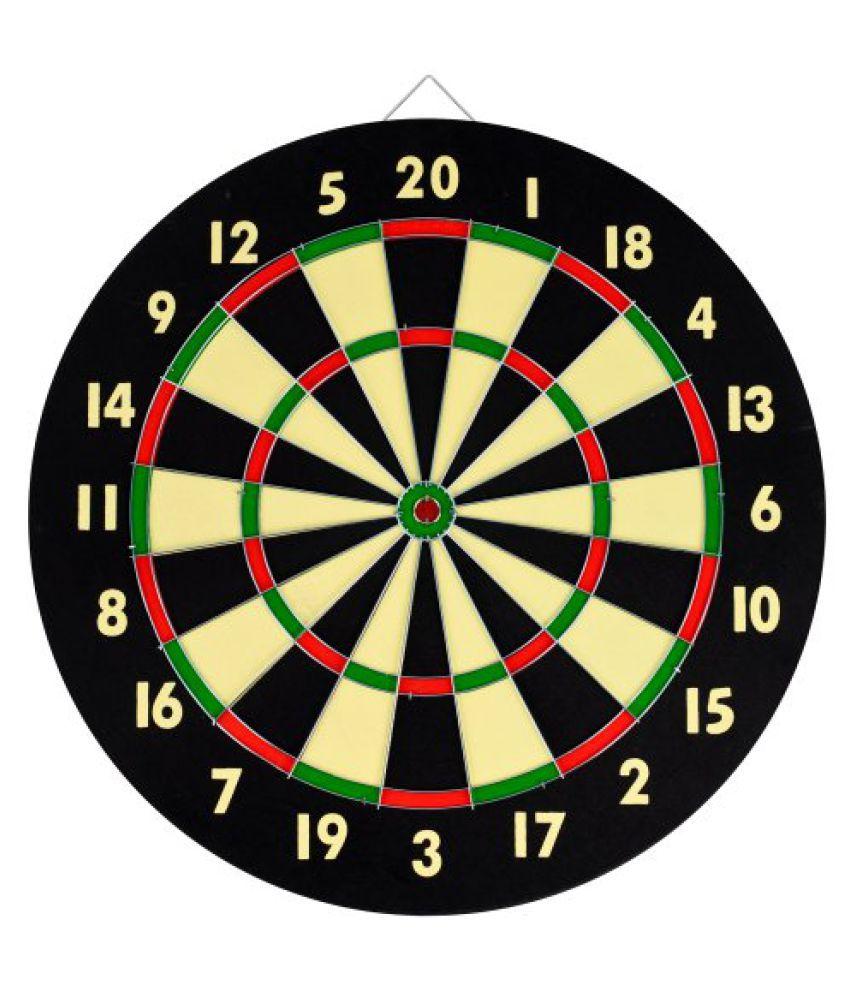 TG Dart Game Set With 6 Darts and Board Dart Board