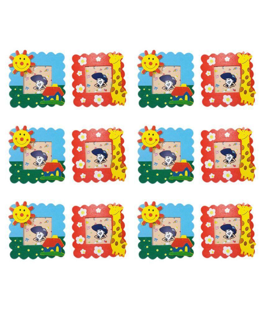 Hakuna Matata Multicolour Birthday Return Gift Photo Frame