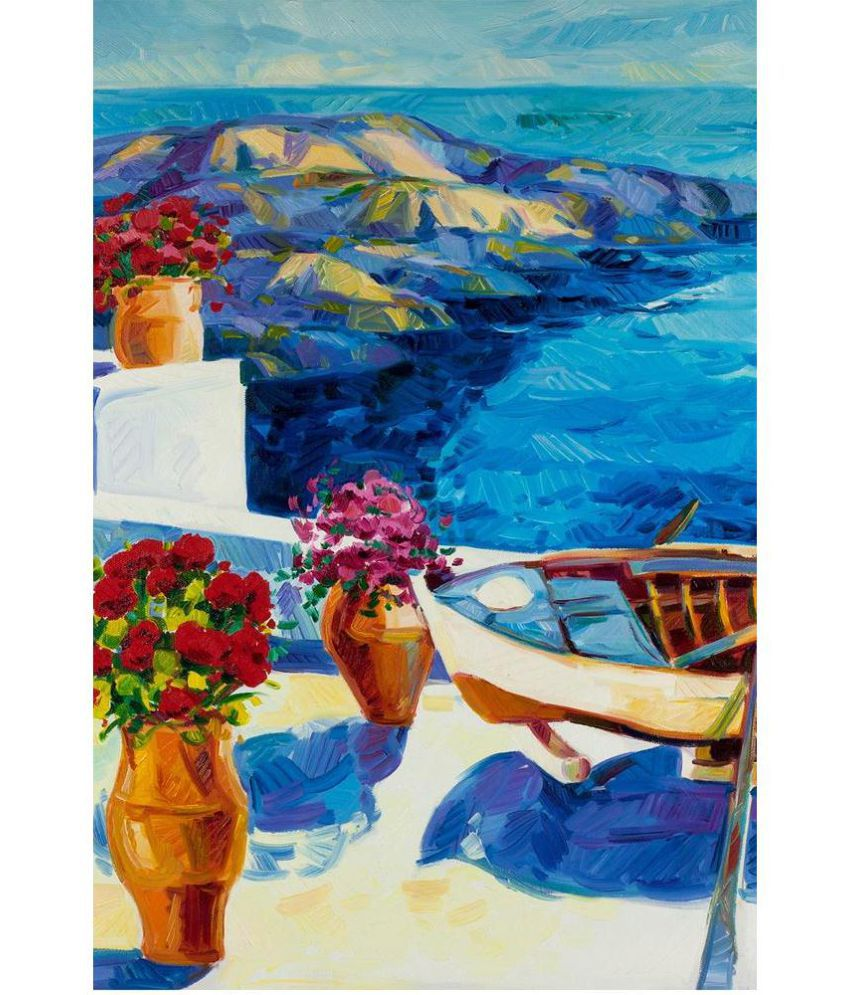 ArtzFolio Paper Art Prints Without Frame Single Piece