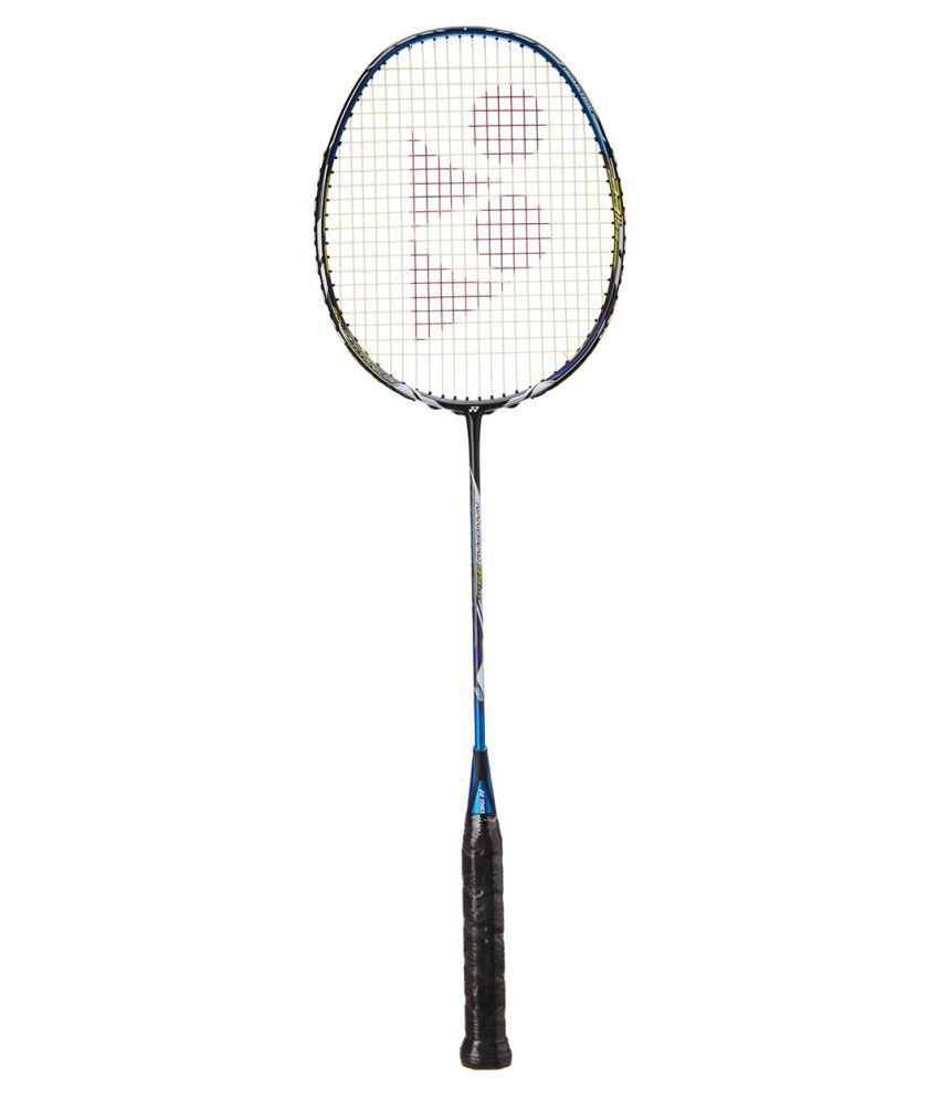 Yonex Nanoray 95DX Badminton Racket Black: Buy Online at ...