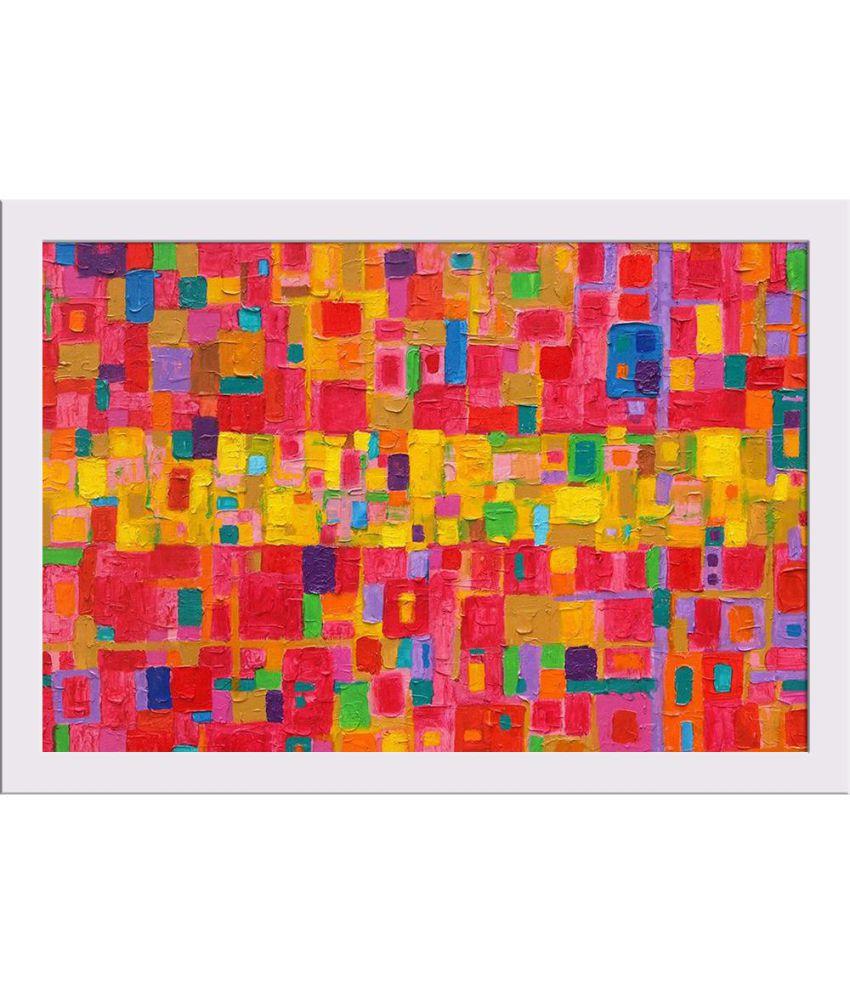 ArtzFolio Paper Art Prints With Frame Single Piece