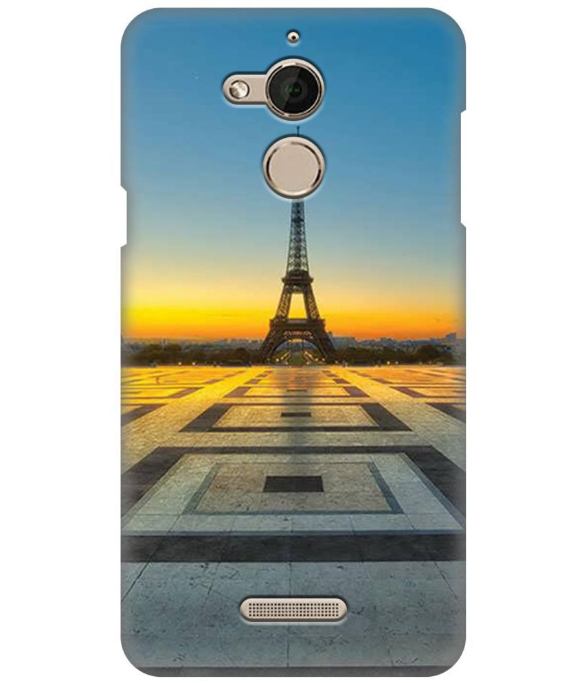 Coolpad Note 5 Printed Cover By ZAPCASE