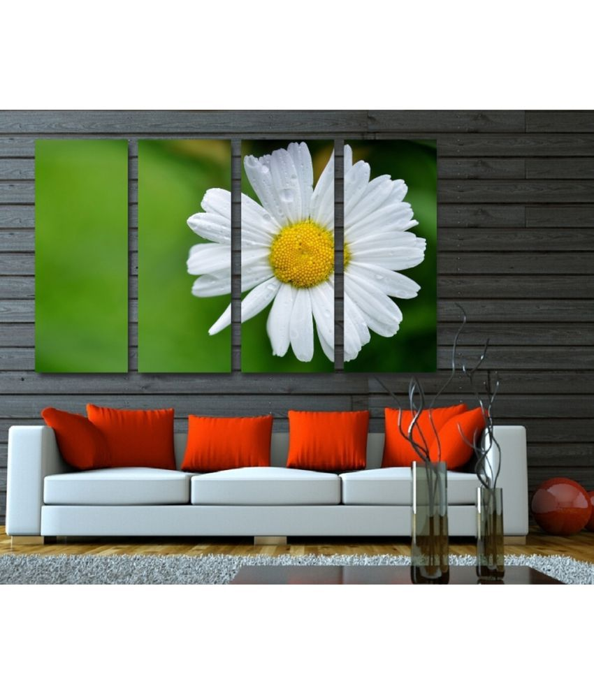 Esfore Sunboard Painting With Frame Single Piece